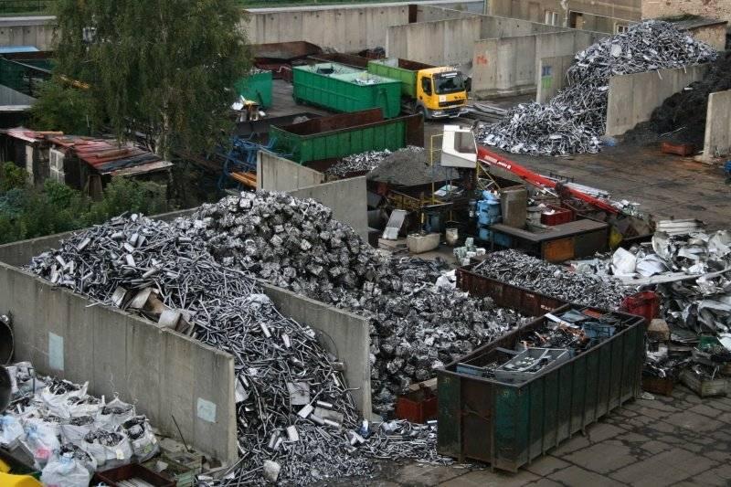 zpracování kovového odpadu Cannoneer