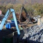 zpracování železného odpadu Cannoneer