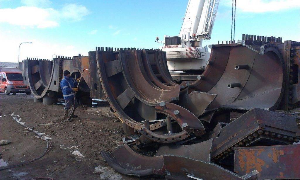 zpracování odpadu Cannoneer